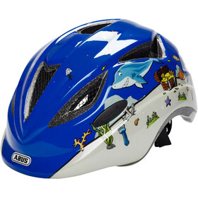 ABUS Anuky Cykelhjelm Børn blå